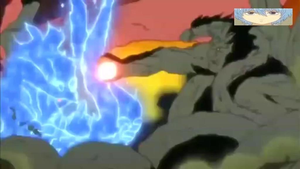 火影忍者最精彩的一场对决,初代仙术木遁罗生门大战须佐能乎九尾斑爷