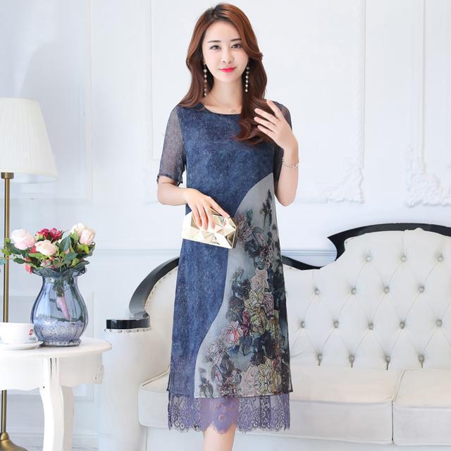 这八款连衣裙专为40岁的女人设计的, 修身显瘦, 展现高雅气质 7