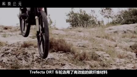 史上最牛军工级自行车,撞上卡车都没事