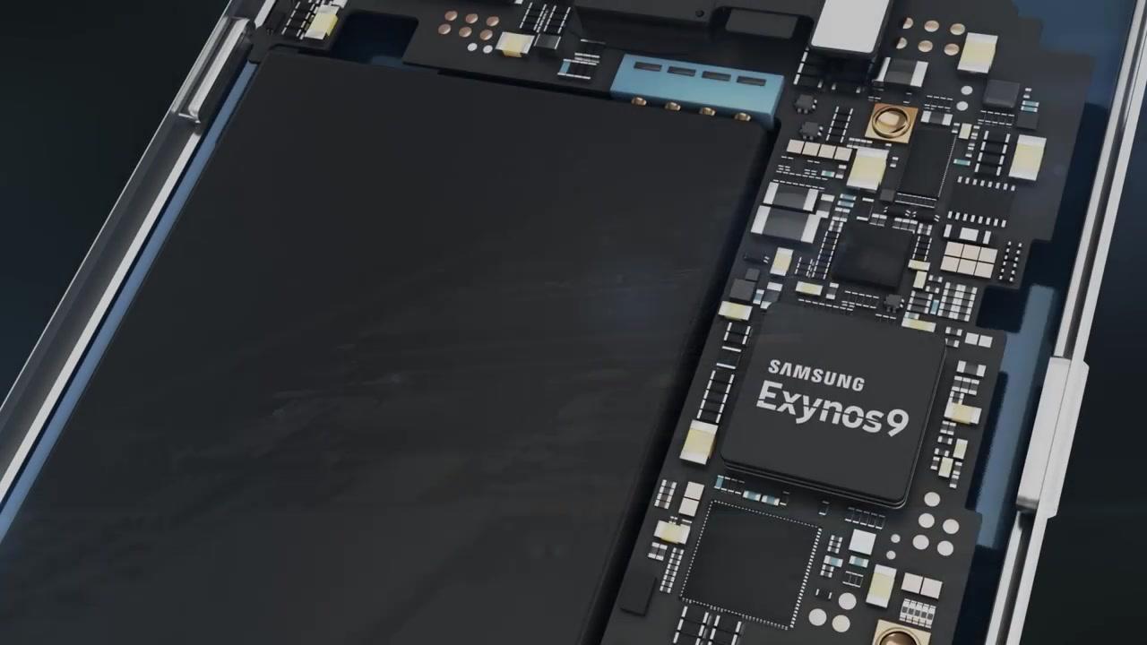 三星手机国行版大改动, 处理器放弃高通骁龙845, 采用猎户座8910主打