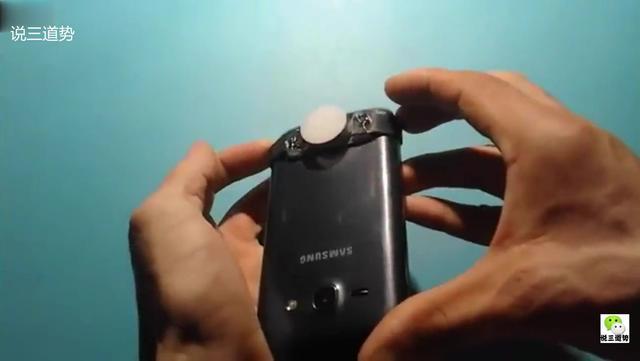 动起手来!用废旧手机打造一个炫彩可变换指尖陀螺