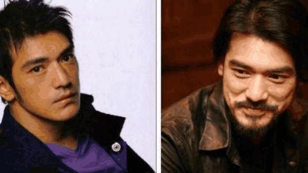 长得帅却迅速衰老的男星, 陈冠希李连杰不是最惨的, 最惨是余文乐