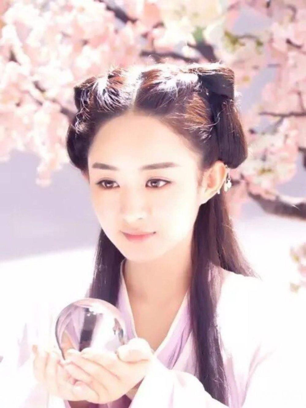 《楚乔传》引发全民古装风, 赵丽颖的惊艳古典妆盘点