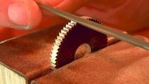 大神纯手工打造机械齿轮,这过程就是一种享受