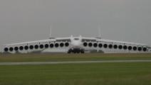 世界上最大的飞机,全球只有一架,网友: 运快递无敌!