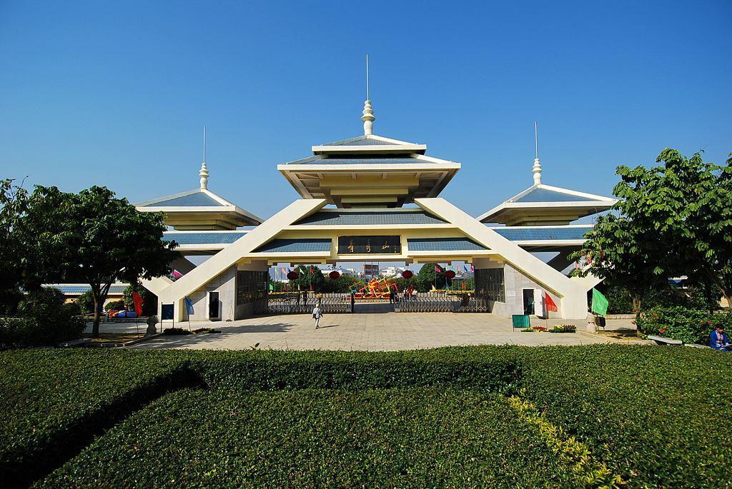 青秀山风景区是南宁的国家aaaaa级景区.