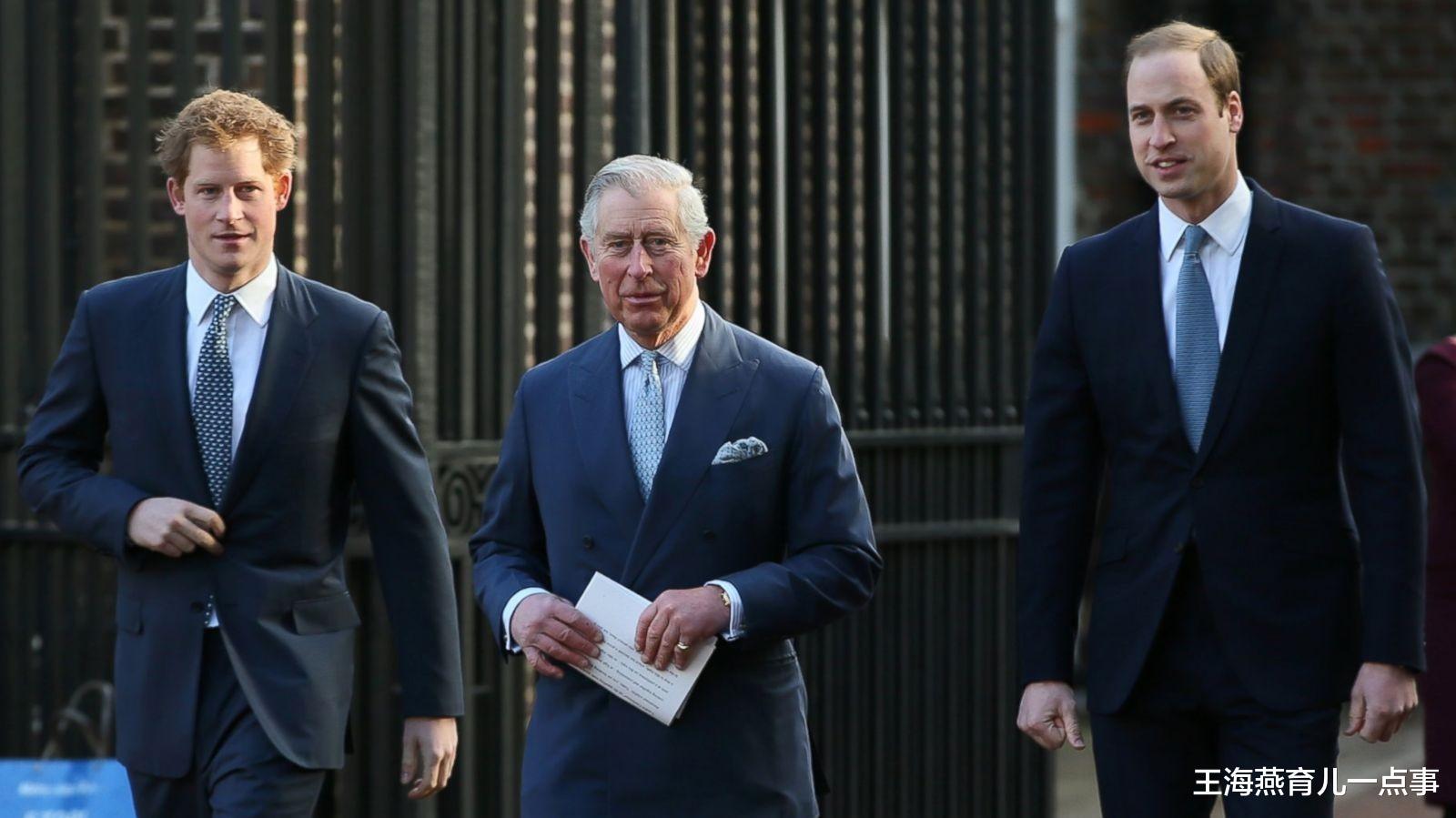 哈里的父亲查尔斯王子已经威胁,如果他们完全抛弃与王室的关系,令外界震惊