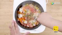 1分钟学会3种懒人快手饭,只需一个电饭煲,各种焖饭样样都会!