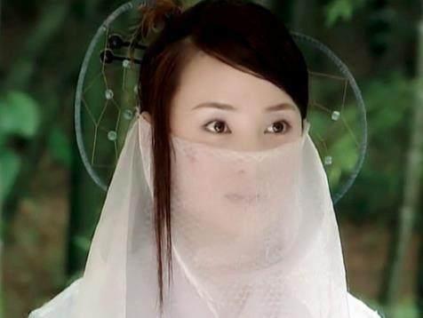 古装美女蒙面纱, 唐嫣蒋勤勤杨蓉唐宁, 谁是最美的?