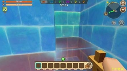 迷你世界EP012龟兔赛跑小游戏,搜易贼