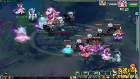 梦幻西游: 第一视角二狗指挥剑会对战无情,见面就先怂认输!