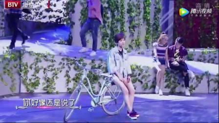 跨界歌王: 娄艺潇深情演唱悲伤神曲,自己都被唱哭了