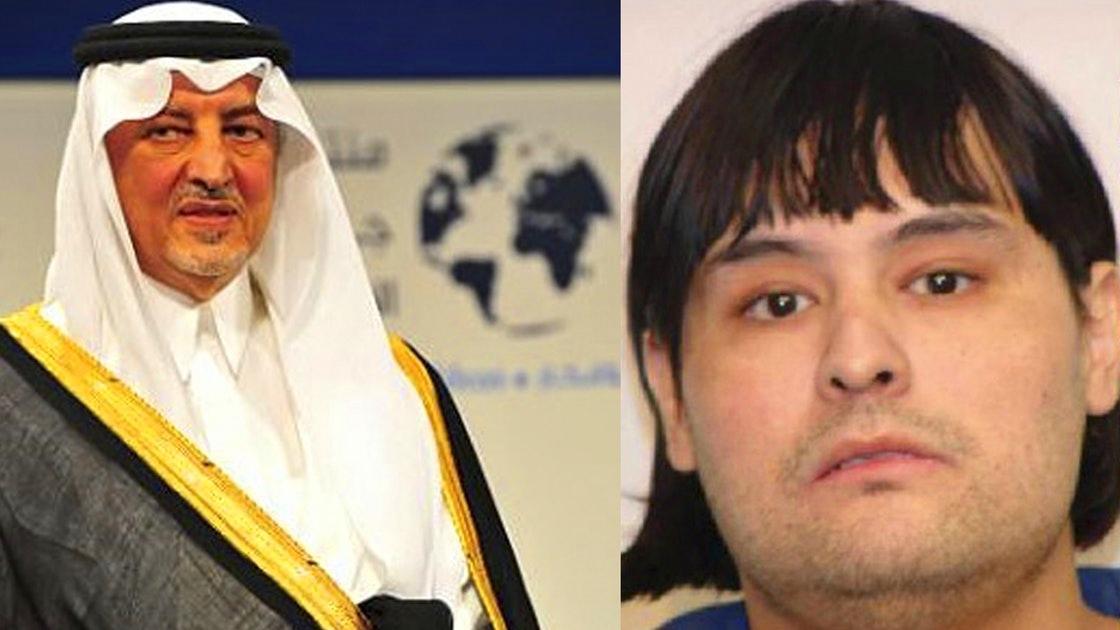 """30年行骗800万美元, 却因为""""吃""""穿帮 男子冒充沙特王子,"""