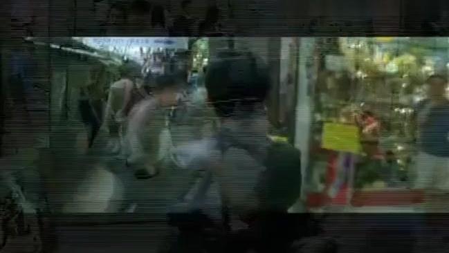 无间道天台片段经典(原画)_土豆视频三头六臂图忙搞笑图片