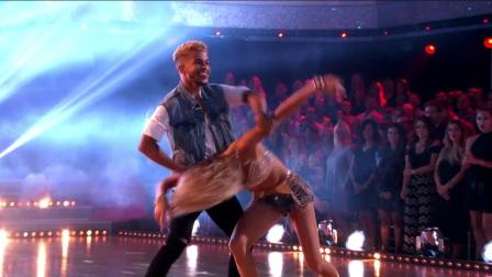 桑巴表演舞 Jordan_and_Lindsay's - Samba - Dancing with the Stars