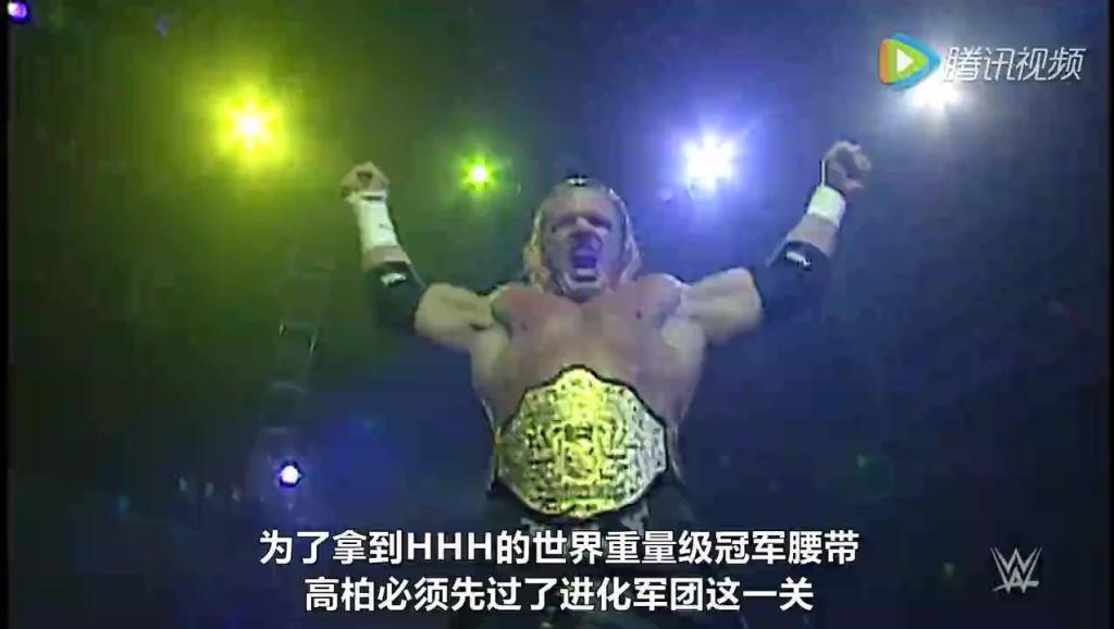 WWE 战神高柏的五场鲜为人知的比赛