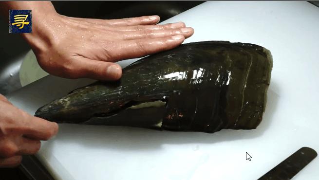 江珧蛤不用再吃清蒸了,这种吃法比清蒸还鲜,一吃就上瘾!