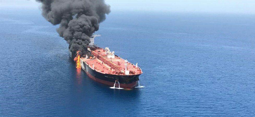 认为爆炸是袭击造成为时过早 船东公司: