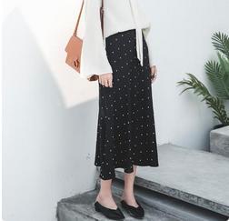 半身裙有哪些_这几款半身裙, 时尚优雅有气质, 轻松遮住小粗腿