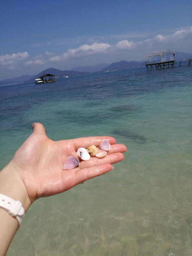 三亚西岛: 曾经风光无限