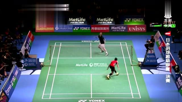 国之骄傲,日本羽毛球超级赛,林丹夺冠