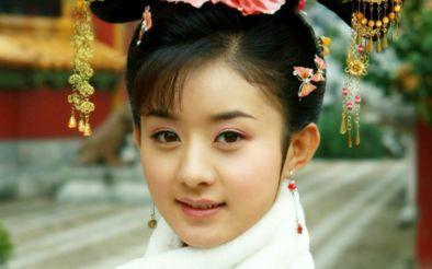 娱乐: 他们都是晴格格, 赵丽颖现已成当红花旦, 王艳嫁入豪门却又付出