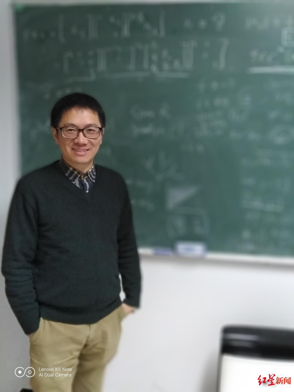 中科院新当选42岁院士孙斌勇: 玩得开心比学得好重要