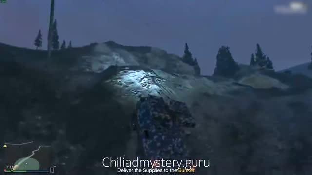 GTA5 女鬼彩蛋