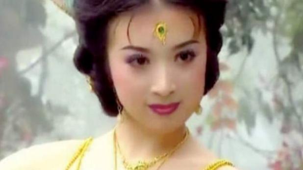 《西游记》里面的孔雀公主,原来出演过《陆贞传奇》中的她,恕我眼拙了!
