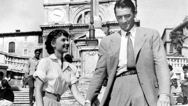好萊塢影后奧黛麗.赫本, 她《羅馬假日》的純情表演, 驚艷1個世紀