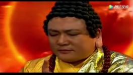 无天佛祖与如来佛祖斗法, 燃灯古佛助阵, 打造出了孔雀大明王菩萨