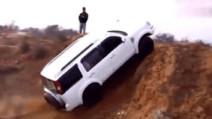 哈弗H6能上这么陡的坡吗?越野SUV就服这几台车了!