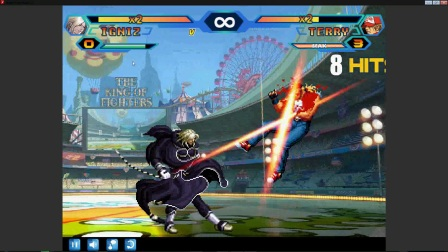 葱葱C_Cong的游戏体验---拳皇Wing1.