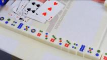 小伙子开挂的麻将神技,5秒内记下一副打乱的清一色胡多少张牌