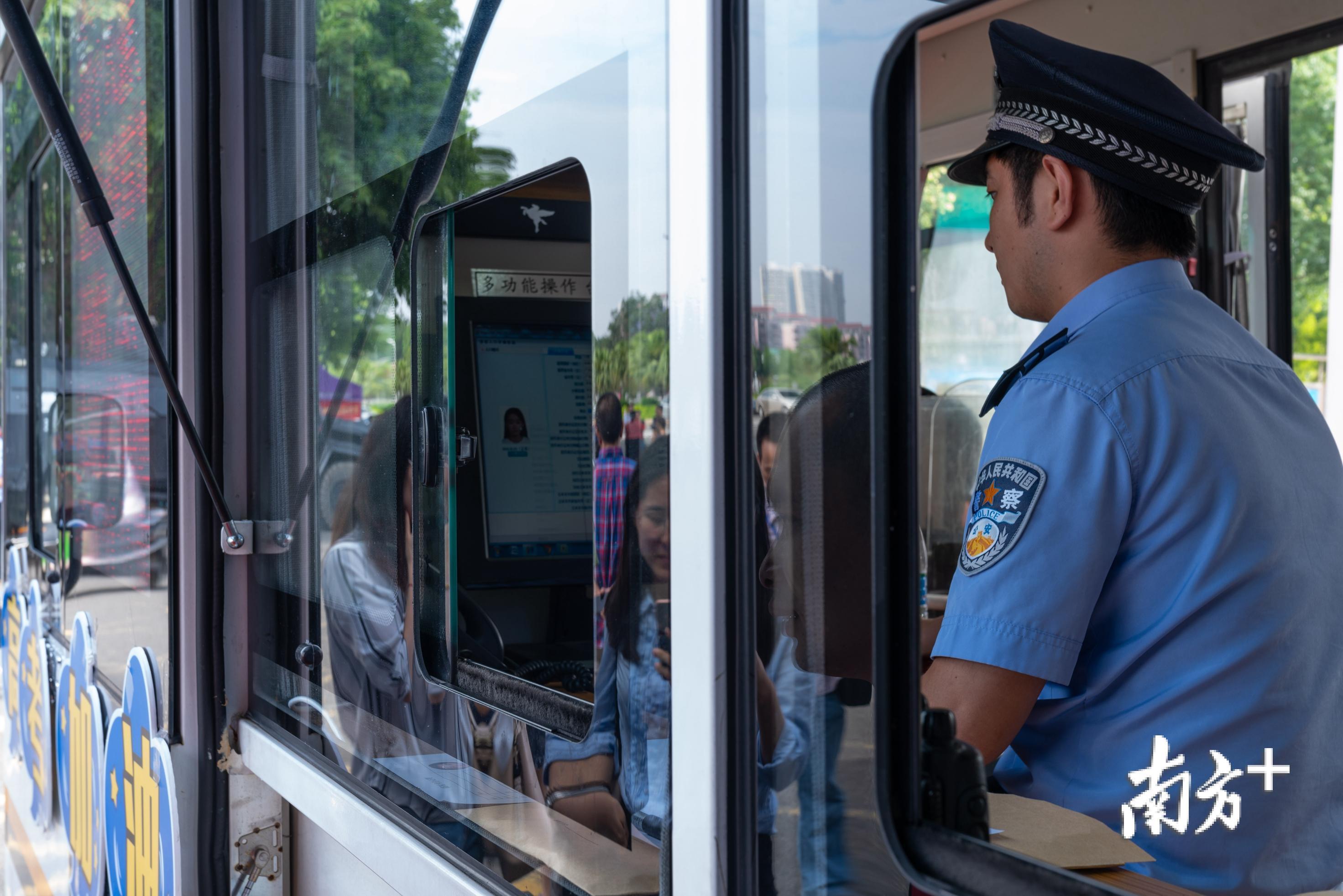 梅州3162名警力奔赴高考安保一线  高考首日,