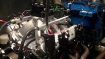 给Jeep牧马人换上V8发动机,调试完成后的场景太漂亮了