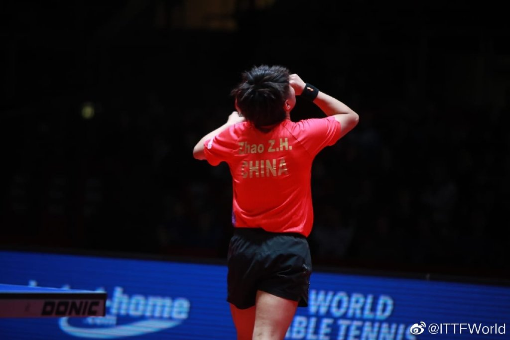 国际乒联关注国乒直板新秀! 赵子豪因总决赛错过选拔赛, 或被保送