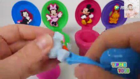 小猪佩奇的水晶彩泥奇趣蛋惊喜玩具 13