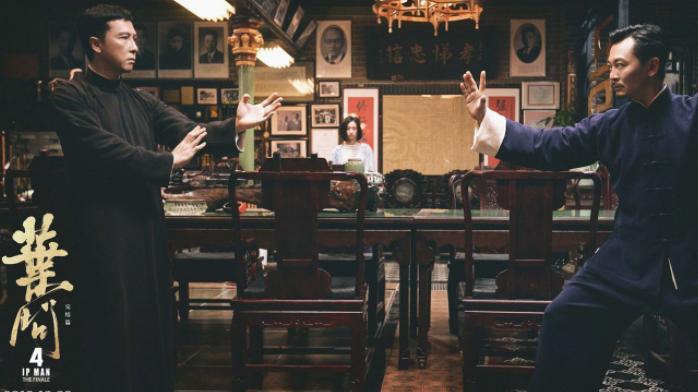 如果不是爱上李若彤,他本该成为继成龙李连杰之后的功夫巨星