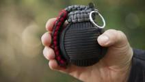 外出带上这颗手榴弹,危难时刻就拉开,关键时刻能救命!