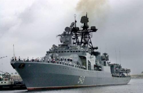 史上最惨海盗, 错把俄罗斯军舰当商船, 被火炮连轰22分钟