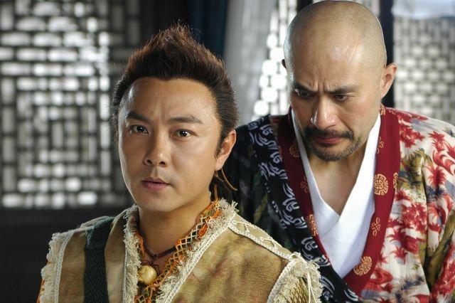 戏中表演完美, 关山月的关门弟子徐锦江, 见到翁虹聊不停图片