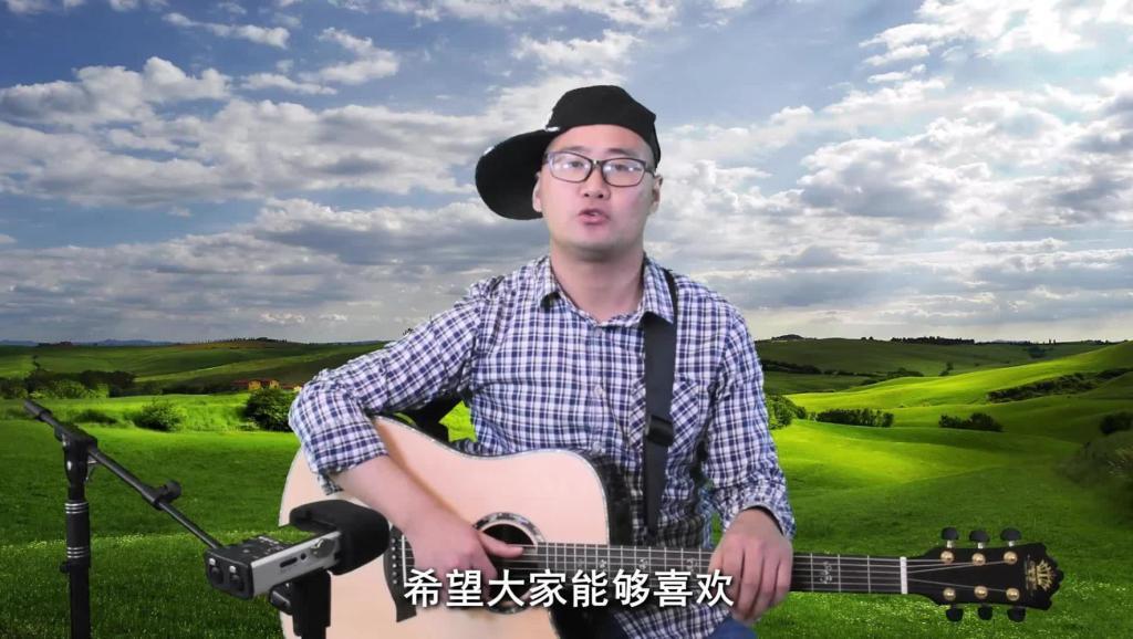 [牛人]吉他郝浩涵美女吉他弹唱教程视频风筝教优酷鬼步舞视频教学吉他图片