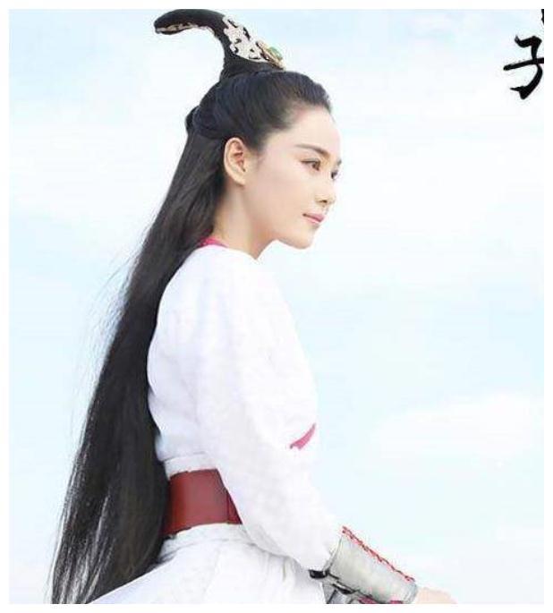 张馨予热巴杨幂赵丽颖娜扎刘亦菲, 六位古装白衣女子谁好看