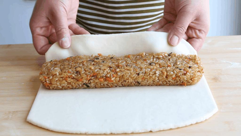 教你做不封口的包子,带馅的馒头,这样做比烧麦都好吃,比饺子还香
