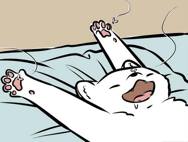 变回原形受伤更严重! 搞笑漫画: 九月被蚊子&l