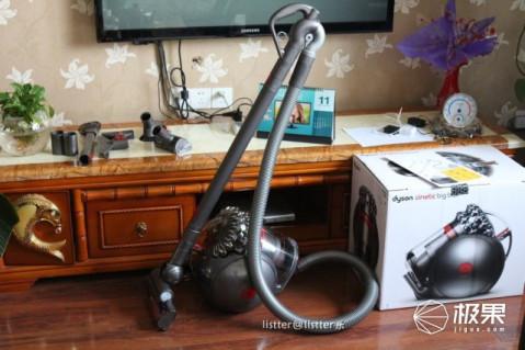 戴森big ball圆筒吸尘器评测: 清洁的艺术