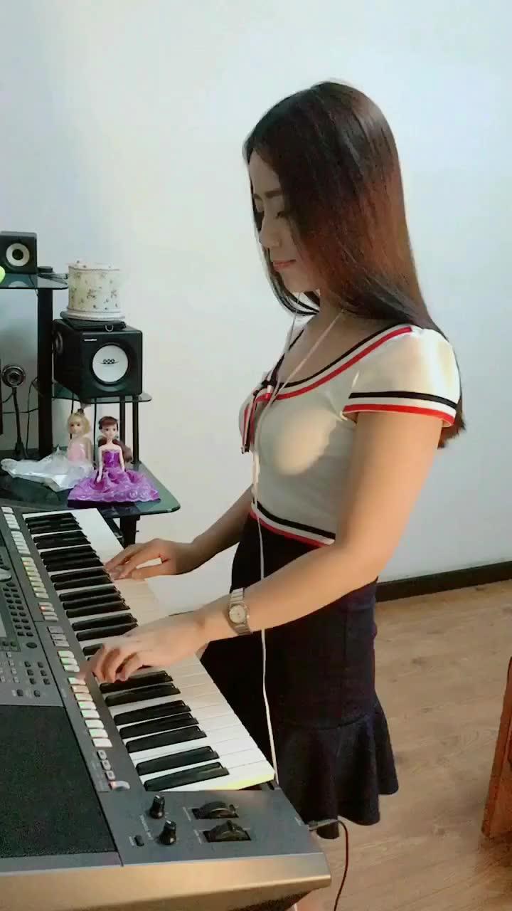 四级电子琴独奏 紫竹调