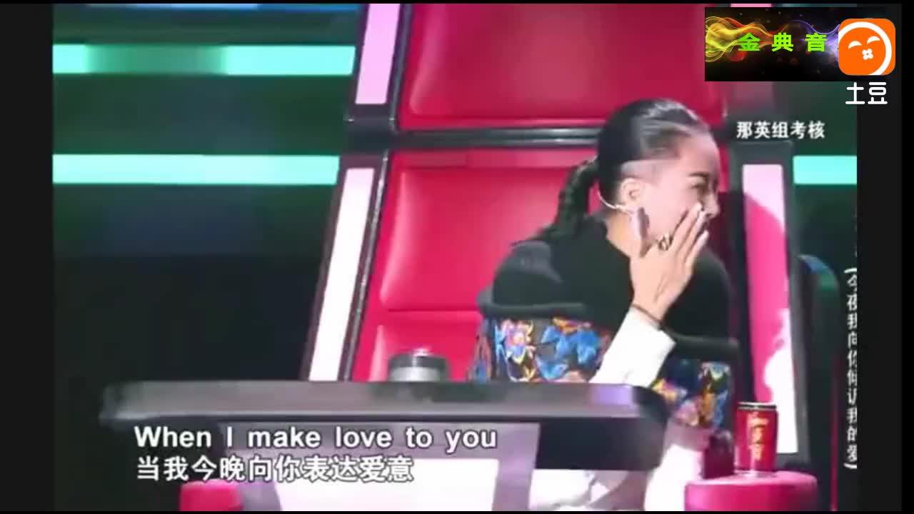 《中国好声音》女孩男孩唱的太精彩了, 那英是选美女还是选帅哥呢