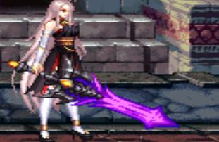 DNF女鬼剑模型剑宗魔剑降临四武器改荒古武器